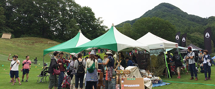 NEW ACOUSTIC CAMP(ニューアコ)に出展